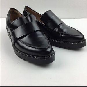 Halogen Emily studded loafers